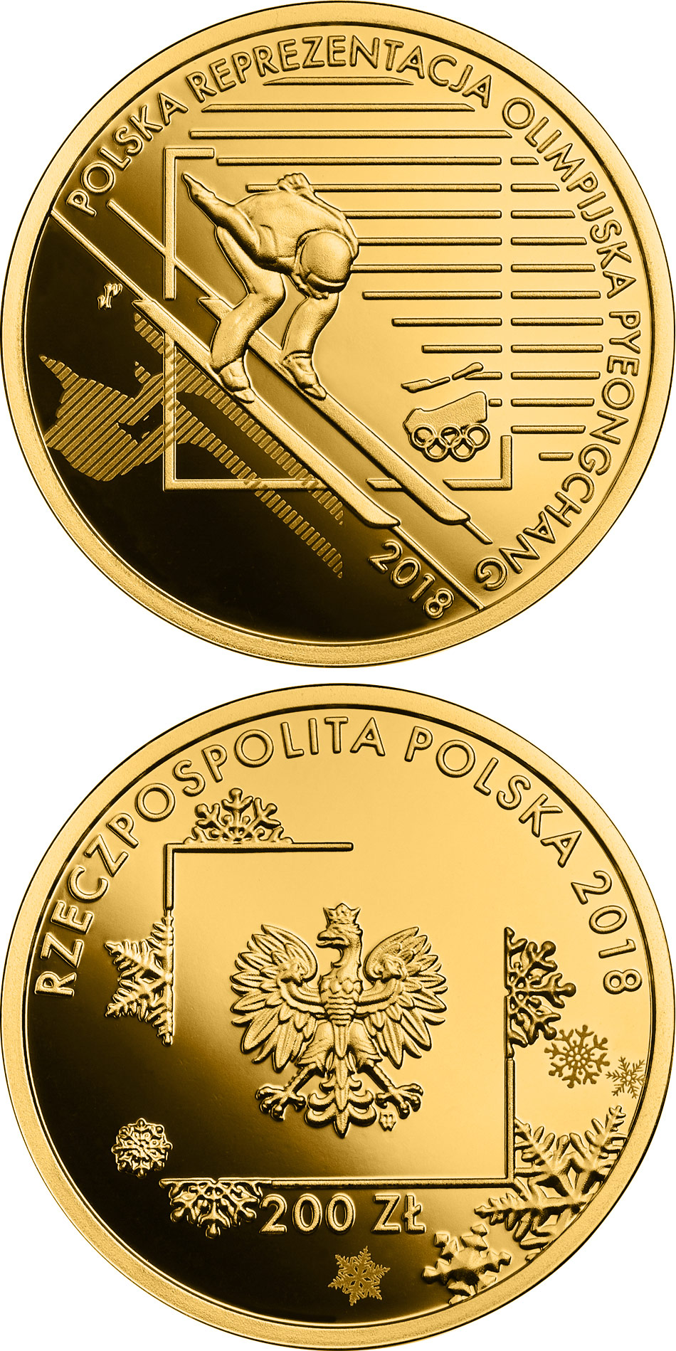 Coins From Poland 200 Zloty Collector Coin Database