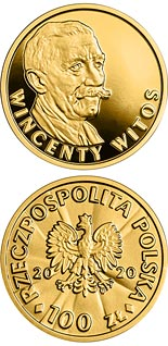 100 zloty coin 100th Anniversary of Regaining Independence by Poland