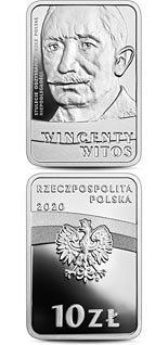 10 zloty coin 100th Anniversary of Regaining Independence by Poland