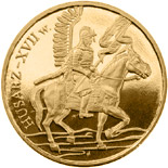 2 zloty coin Winged cavalryman 17th Century | Poland 2009