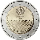 2 euro coin 60th Anniversary of the Universal Declaration of Human Rights | Portugal 2008