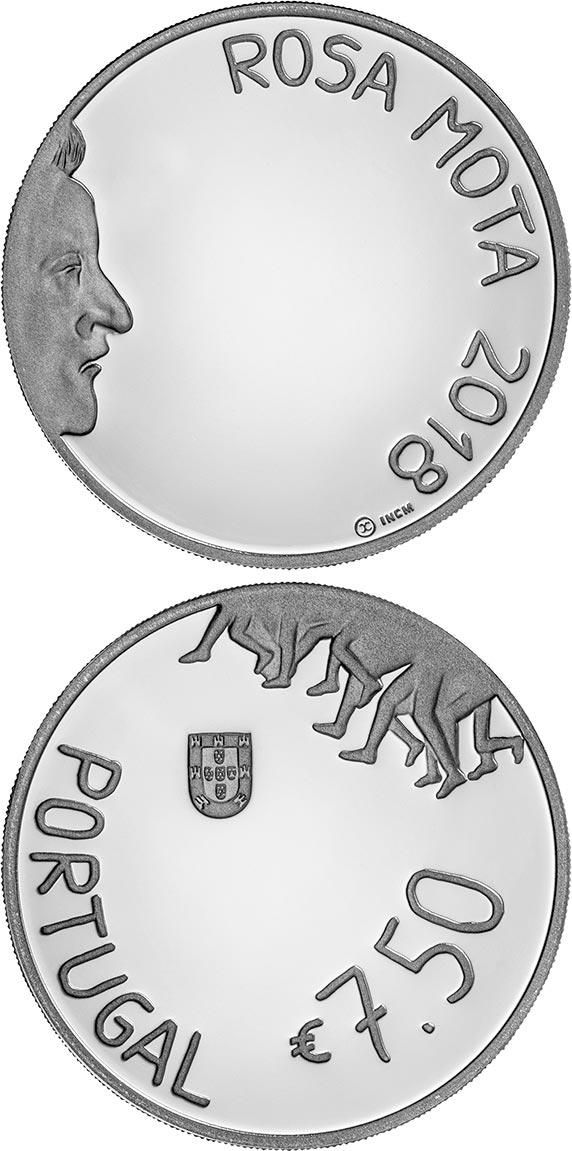 1519 PORTUGAL 2019 7,50 EURO 500TH ANNIVERSARY OF MAGELLAN CIRCUN-NAVIGATION