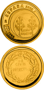 20 euro 1st Series Numismatic Treasures - 2008 - Series: Gold 20 euro coins - Spain