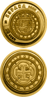20 euro 2nd Series Numismatic Treasures - 2009 - Series: Gold 20 euro coins - Spain