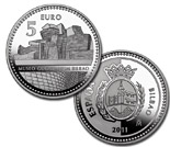 5 euro coin Bilbao  | Spain 2011
