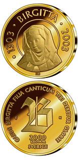 Svenska guldmynt 2000 kr