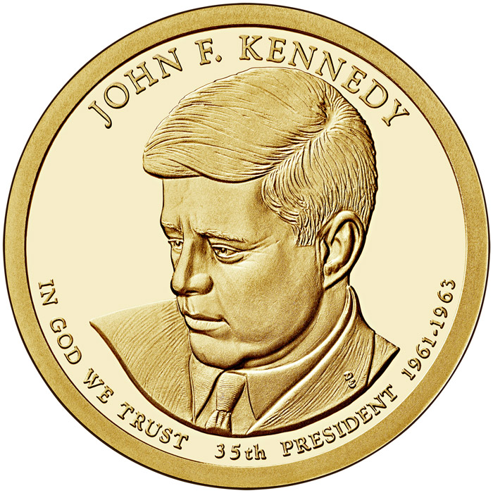 The Presidential 1 Dollar Coins The 1 Dollar Coin Series From Usa