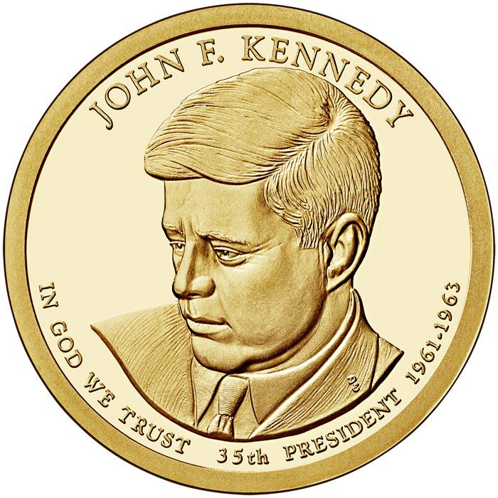 The Presidential 1 Dollar Coins. The 1 dollar coin series ...