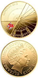 5 pound coin London 2012 Paralympic Games | United Kingdom 2012