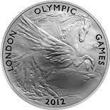10 pound coin London Olympic Games | United Kingdom 2012
