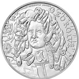 5 pounds The King George I Coronation - 2014 - Series: Silver 5 pounds coins - United Kingdom
