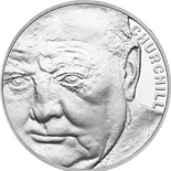 5 pound coin The 50th Anniversary of the Death of Sir Winston Churchill  | United Kingdom 2015