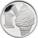10 pences coin I - Ice-Cream Cone | United Kingdom 2018
