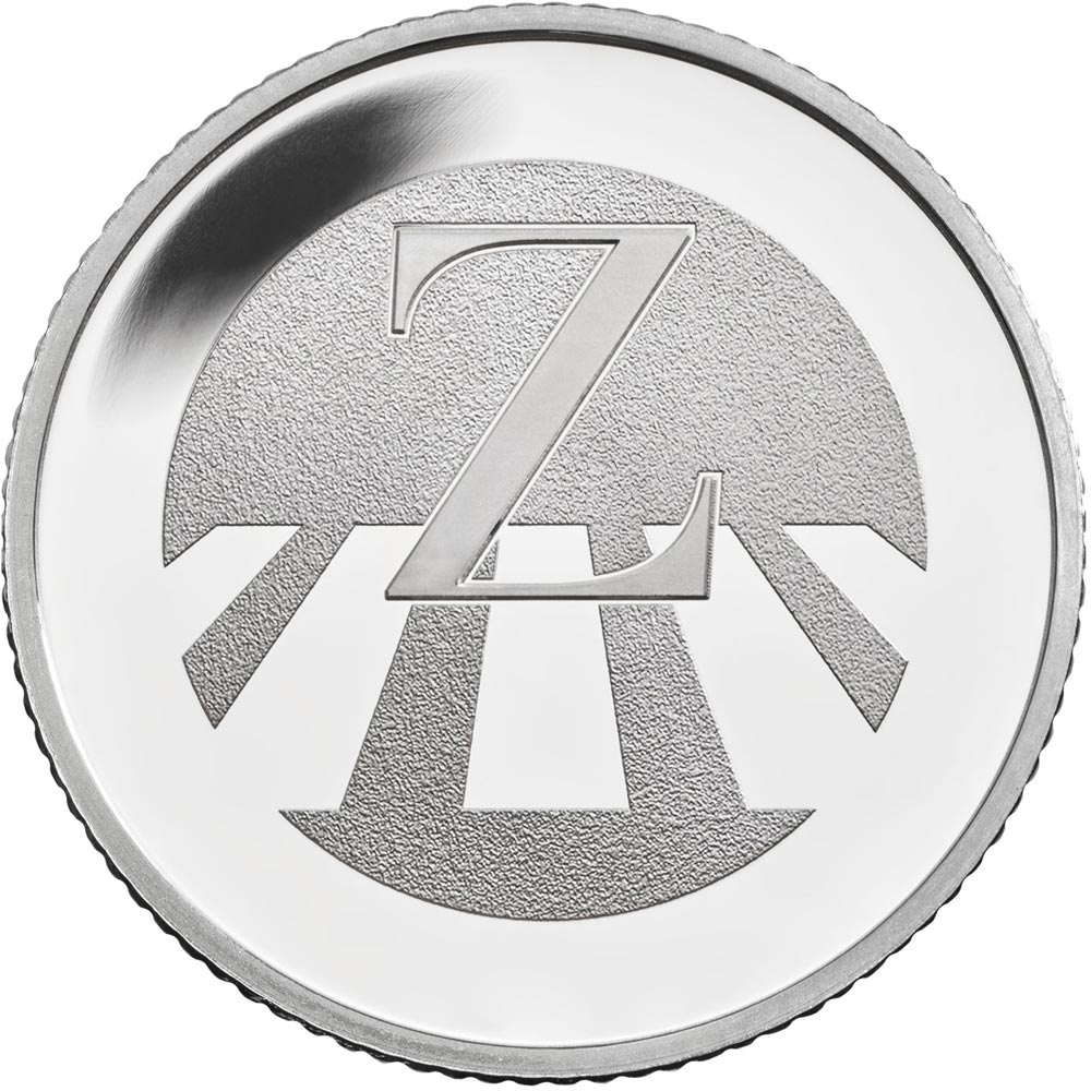 Image of a coin 10 pences | United Kingdom | Z - Zebra Crossing | 2018