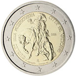 2 euro coin Jubilee of Mercy | Vatican City 2016