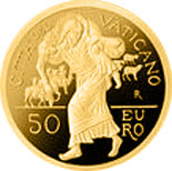 50 euro Holy Year of Mercy - 2016 - Vatican City