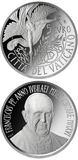 5 euro coin 49th World Day of Peace | Vatican City 2016