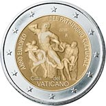 2 euro coin European Year of Cultural Heritage | Vatican City 2018