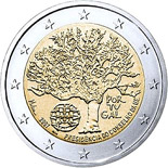 2 euro Portuguese Presidency of the Council of the European Union - 2007 - Series: Commemorative 2 euro coins - Portugal