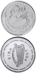 10  European Union Accession - 2004 - Series: European Silver Programme - Ireland