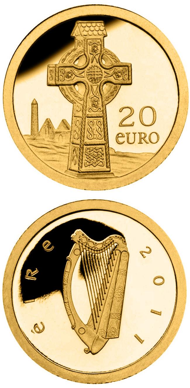 Gold 20 Euro Coins Ireland Coin Series Collector