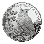 20 zloty coin Eagle Owl | Poland 2005
