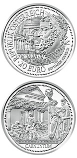 20 euro Carnuntum - 2011 - Series: Rome on the Danube - Austria