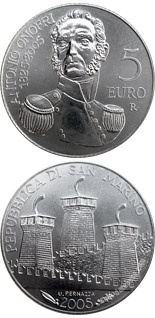Silver 5 Euro Coins The 5 Euro Coin Series From San Marino