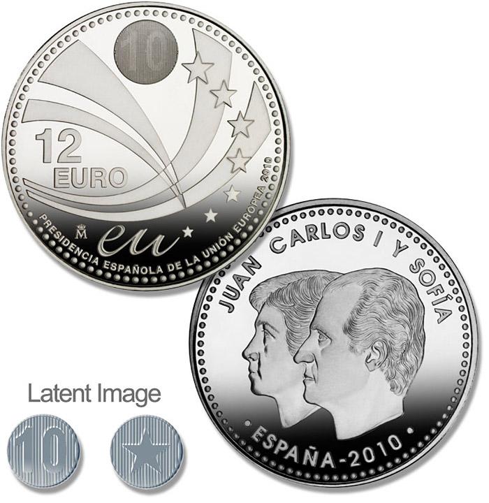 12 $ Euro